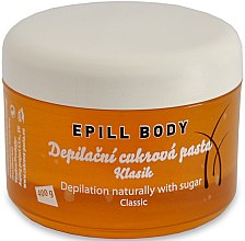 Düfte, Parfümerie und Kosmetik Enthaarungspaste mit Zucker - Epill Body Depilation Naturally With Sugar Classic