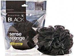 Düfte, Parfümerie und Kosmetik Badeschwamm - Suavipiel Black Men Sense Sponge