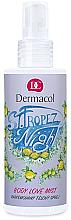 Düfte, Parfümerie und Kosmetik Parfümierter Körpernebel - Dermacol Body Love Mist St. Tropez Night