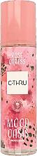 Düfte, Parfümerie und Kosmetik Parfümierter Körpernebel - C-Thru Rose Caress
