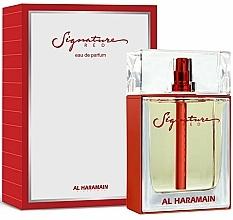 Düfte, Parfümerie und Kosmetik Al Haramain Signature Red - Eau de Parfum