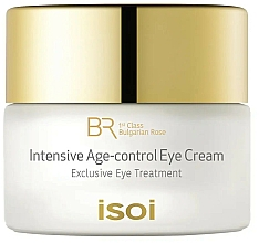 Düfte, Parfümerie und Kosmetik Intensive Anti-Aging Augencreme - Isoi Bulgarian Rose Intensive Age Control Eye Cream