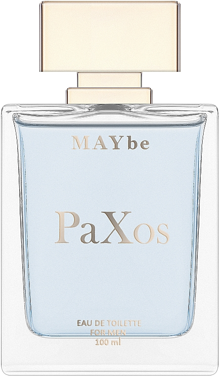 Christopher Dark MAYbe PaXos Men - Eau de Toilette — Bild N2
