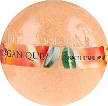 Düfte, Parfümerie und Kosmetik Badebombe mit Mangoduft - Organique Bath Bomb Mango