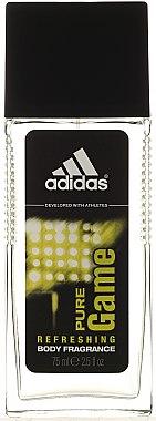 Adidas Pure Game - Duftset (Deodorant/75ml + Duschgel/250ml) — Bild N4