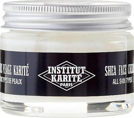 Gesichtscreme mit Sheabutter für Männer - Institut Karite Milk Cream Men Shea Face Cream — Bild N2