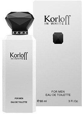 Korloff Paris Korloff In White - Eau de Toilette — Bild N1