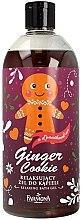 Düfte, Parfümerie und Kosmetik Entspannendes Dusch- und Badegel mit D-Panthenol - Farmona Magic Spa Ginger Cookie Bath Gel