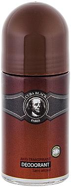 Cuba Black - Deospray Antitranspirant — Bild N1
