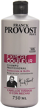 Farbschutz-Shampoo für coloriertes Haar - Franck Provost Paris Expert Couleur Shampoo — Bild N1