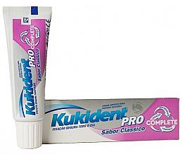 Düfte, Parfümerie und Kosmetik Zahnprothesen-Fixiercreme Classic - Kukident Denture Cream Classic Flavor
