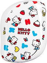 Kompakte Haarbürste - Tangle Teezer Compact Styler Hello Kitty Happy Life — Bild N1