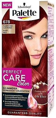 Ammoniakfreie dauerhafte Haarfarbe - Schwarzkopf Perfect Care — Bild N1