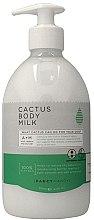 Düfte, Parfümerie und Kosmetik Feuchtigkeitsspendende Körpermilch mit Kaktus - Fancy Handy Cactus Body Milk