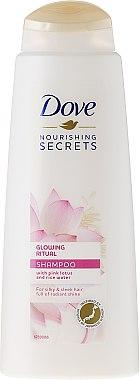 Shampoo - Dove Glowing Ritual Shampoo — Bild N1