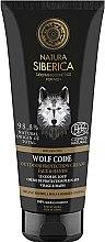 Düfte, Parfümerie und Kosmetik Schützende Hand- und Gesichtscreme - Natura Siberica For Men Only Wolf Code Outdoor Protection Cream For Face & Hands