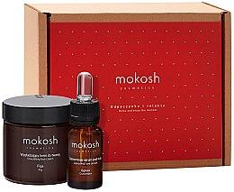 Düfte, Parfümerie und Kosmetik Gesichtspflegeset mit Feigenextrakt - Mokosh Cosmetics Fig (Gesichtscreme 60ml + Gesichtsserum 12ml)