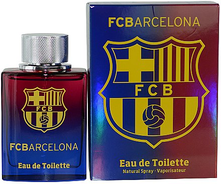 Air-Val International FC Barcelona - Eau de Toilette  — Bild N1