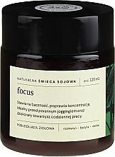 Düfte, Parfümerie und Kosmetik Soja-Duftkerze Herbs - Mood Ideas Focus Soy Wax Candle