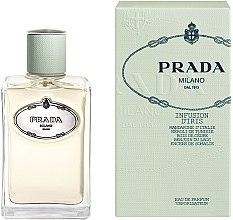 Düfte, Parfümerie und Kosmetik Prada Infusion dIris / Prada Milano - Eau de Parfum