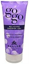 Düfte, Parfümerie und Kosmetik Entspannendes Duschgel - Kallos Cosmetics Go-Go Relaxing Shower Gel