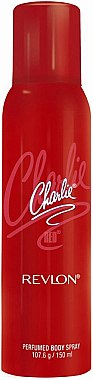 Revlon Charlie Red - Deospray — Bild N1