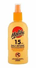 Düfte, Parfümerie und Kosmetik Sonnenschutzlotion für den Körper SPF 15 - Malibu Daily Defense SPF15
