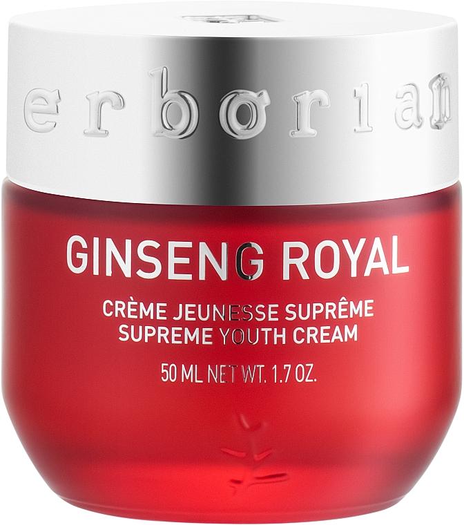 Anti-Aging Gesichtspflege mit Ginsengextrakt - Erborian Ginseng Royal Cream — Bild N1