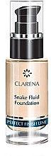 Düfte, Parfümerie und Kosmetik Flüssige Foundation - Clarena Snake Fluid Foundation