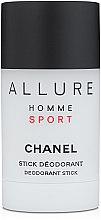 Chanel Allure Homme Sport - Parfümierter Deostick für Männer — Bild N2