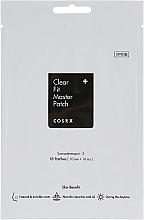 Düfte, Parfümerie und Kosmetik Anti-Akne Gesichtspatches - Cosrx Clear Fit Master Patch
