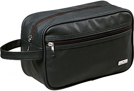 Kosmetiktasche für Männer Eco Premium schwarz 97867 - Top Choice — Bild N1