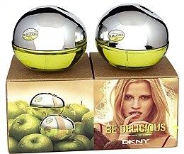Donna Karan DKNY Be Delicious - Duftset (Eau de Parfum/30ml + Eau de Parfum/30ml) — Bild N1