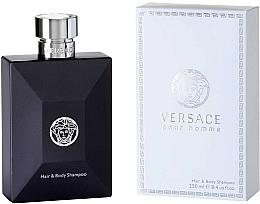 Düfte, Parfümerie und Kosmetik Versace Versace Pour Homme - Duschgel für Männer