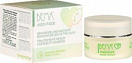 Düfte, Parfümerie und Kosmetik Gesichtsbehandlung für fettige und Mischhaut - Bema Cosmetici Love Bio Traitement Peaux Mixtes Et Grasses