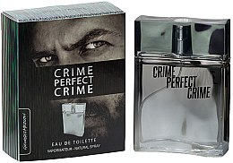 Düfte, Parfümerie und Kosmetik Georges Mezotti Crime Perfect Crime - Eau de Toilette