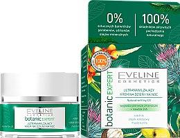 Düfte, Parfümerie und Kosmetik Intensiv feuchtigkeitsspendende Tages- und Nachtcreme - Eveline Cosmetics Botanic Expert