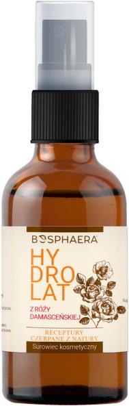 Entspannendes Hydrolat mit Rosenöl - Bosphaera Hydrolat