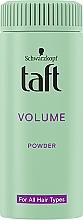 Düfte, Parfümerie und Kosmetik Haarpuder für mehr Volumen - Schwarzkopf Taft Volumen Powder