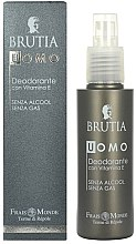 Düfte, Parfümerie und Kosmetik Frais Monde Men Brutia Deodorant - Deospray mit Vitamin E