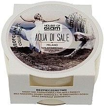 Düfte, Parfümerie und Kosmetik Soja-Duftkerze Aqua Di Sale - House of Glam Aqua Di Sale Milano Candle (Mini)