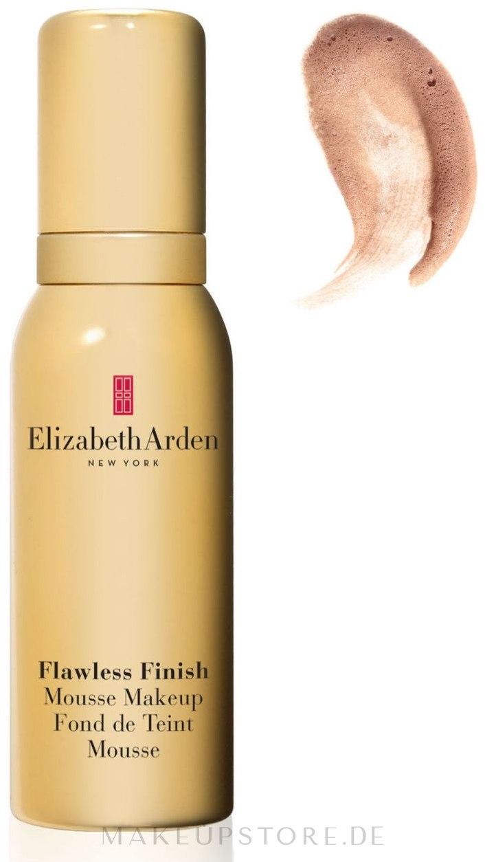 Mousse Make-up für ein perfektes Finish - Elizabeth Arden Flawless Finish Mousse Makeup — Bild 105 - Ginger