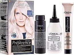 Düfte, Parfümerie und Kosmetik Haarfarbe - L'Oreal Paris les Blondissimes Preference