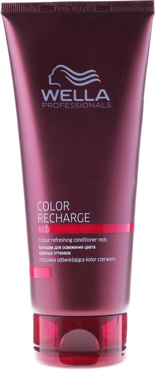 Haarspülung für rotes Haar - Wella Professionals Color Recharge Red — Bild N1
