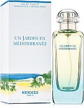 Düfte, Parfümerie und Kosmetik Hermes Un Jardin en Mediterranee - Eau de Toilette