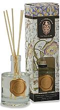 Düfte, Parfümerie und Kosmetik Raumerfrischer Lavender & Wild Chamomile - La Florentina Lavender & Wild Chamomile Reed Diffuser