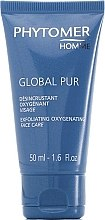 Düfte, Parfümerie und Kosmetik Oxygenierendes Gesichtspeeling - Phytomer Homme Global Pur Exfoliating Oxygenating Face Care