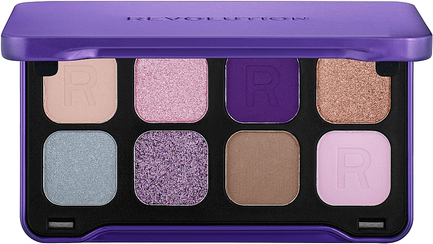 Lidschatten-Palette mit 8 Farben - Makeup Revolution Forever Flawless Dynamic