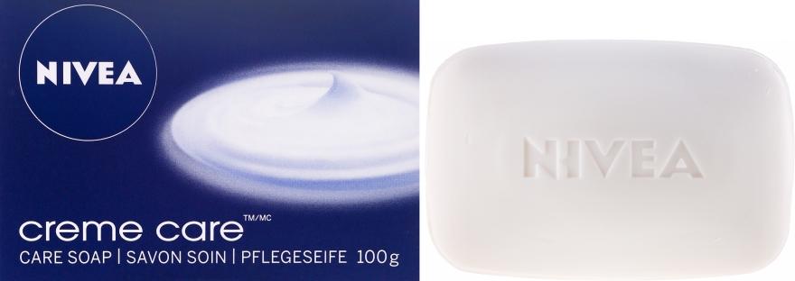 Pflegende Cremeseife - Nivea Creme Soft Soap  — Bild N1