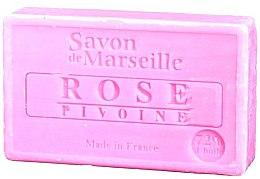 Düfte, Parfümerie und Kosmetik Seife Pfingstrose und Rose - Le Chatelard 1802 Soap Rose & Peony